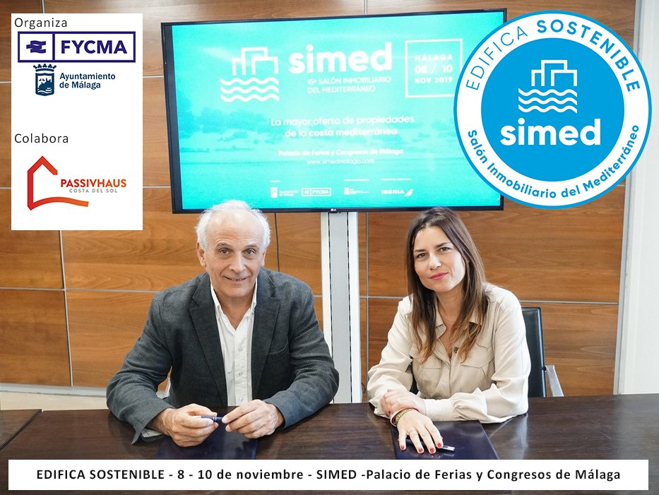 edifica Sostenible Simed 2019