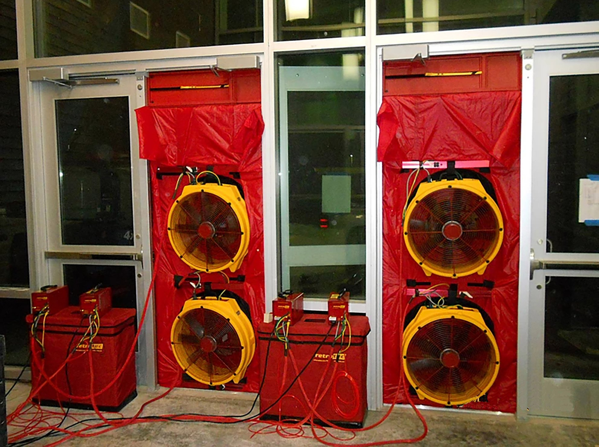 Test de hermeticidad Blower Door y la eficiencia energetica por passivhaus costa del sol
